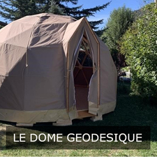 Locations Dome Geodesique