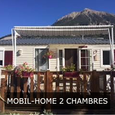 Locations Mobil Home 2 Chambres