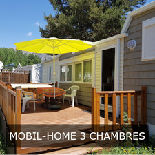 Locations Mobil Home 3 Chambres